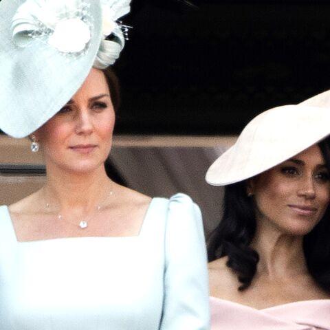 Meghan Markle et Kate Middleton: comment la rivalité entre leurs fans perturbent Kensington