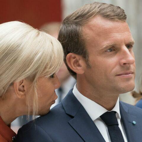 Brigitte Macron et Emmanuel Macron, très possessifs l'un avec l'autre et un brin jaloux