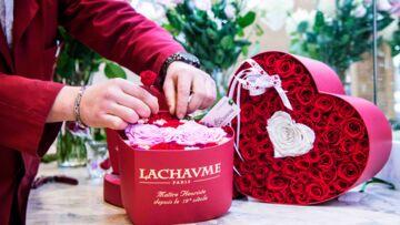 Saint-Valentin: découvrez Lachaume, le maître fleuriste préféré des stars
