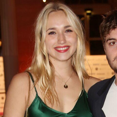 PHOTOS – Chloé Jouannet très en beauté officialise avec son amoureux Zacharie Chasseriaud sous le regard bienveillant de sa maman