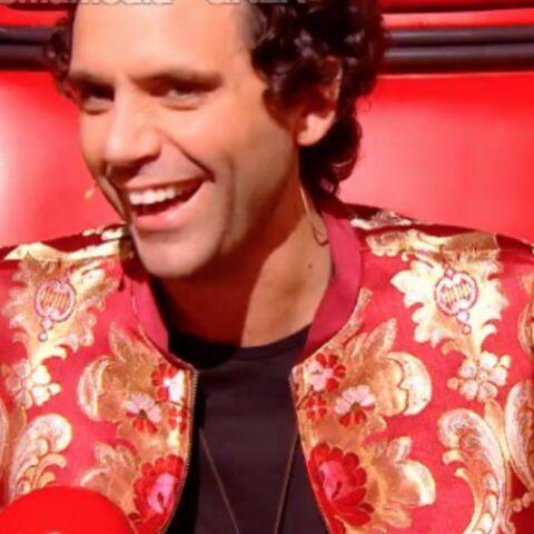 The Voice – Mika: découvrez la jolie histoire qui se cache derrière sa veste excentrique