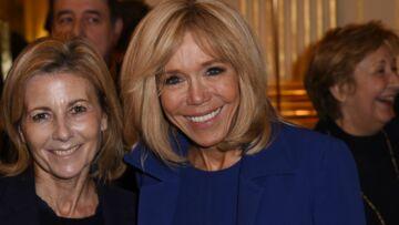 PHOTOS – Brigitte Macron radieuse: cette soirée avec Claire Chazal qui lui a redonné le sourire