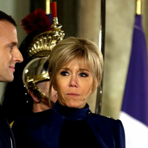Brigitte Macron suspicieuse avec les autres femmes? Comment elle veille au grain