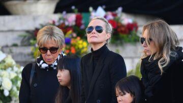 Brigitte Macron pourquoi elle a pris ses distances avec les Hallyday après les obsèques de Johnny