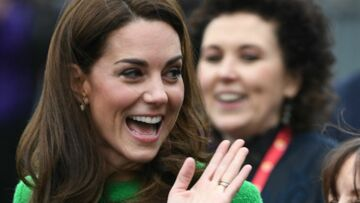 Kate Middleton, ce geste fort qui prouve qu'elle a la confiance du palais