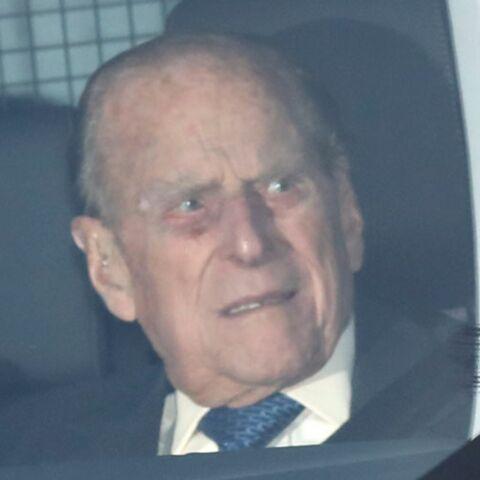 Le prince Philip prend une décision radicale après avoir été impliqué dans un accident de voiture