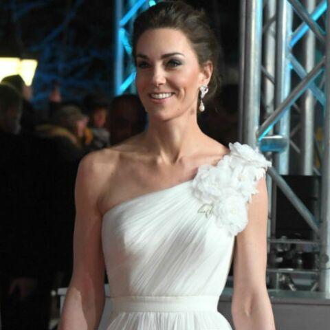 Kate Middleton: son vibrant hommage à Lady Diana aux BAFTA