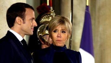 Brigitte Macron choquée, cette photo de son mari qui ne lui a pas plu du tout