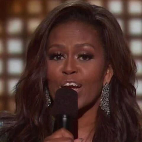 Michelle Obama star des Grammys : l'ancienne first lady acclamée