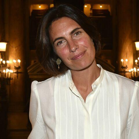 Alessandra Sublet, maman inséparable de ses enfants Charlie et Alphonse