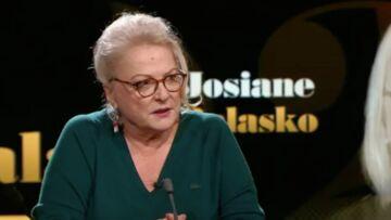 VIDEO – François Berléand rabroué après sa petite phrase sur les gilets jaunes, la réaction de Josiane Balasko