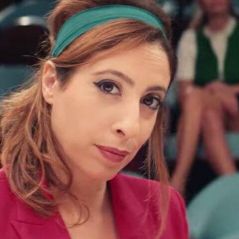 VIDEO – Quand Léa Salamé pousse la chansonnette dans le clip d'un chanteur