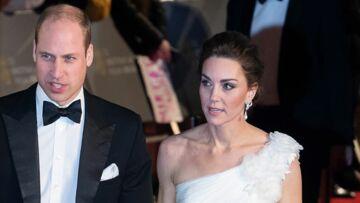 Cette petite blague échangée entre Kate et William lors de leur arrivée aux BAFTA