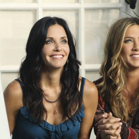 PHOTOS – Jennifer Aniston et Courteney Cox, 25 ans d'une amitié indéfectible