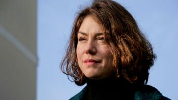Emilie Dequenne (Ma mère, le crabe et moi), maman confrontée au spectre du cancer dans sa vie, comme à l'écran