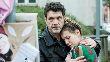 PHOTOS – Marc Lavoine et sa fille Yasmine réunis pour la première fois dans une série policière