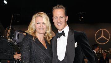 Michael Schumacher: le soutien infaillible de sa femme Corinna