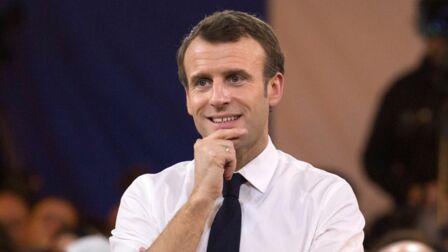 Emmanuel Preuve Laisse Hasard Au Son La Rien Ne Macron Look Pour qEP7Fx6Cwn