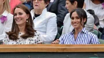 Comment Kate Middleton s'est inspirée de Meghan Markle pour son dernier discours