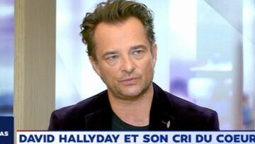 VIDEO – David Hallyday assure que Johnny aurait soutenu les Gilets jaunes