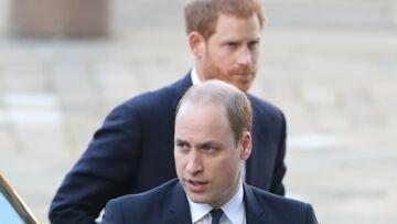 Ce jour douloureux où le prince Harry a senti «qu'il perdait son frère» William
