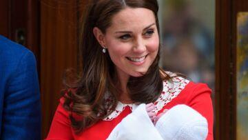Repérée! Kate Middleton en promenade avec son bébé