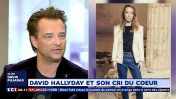 "VIDEO – David Hallyday consulte sa sœur Laura Smet en permanence: ""Dans la famille, on partage tout"""