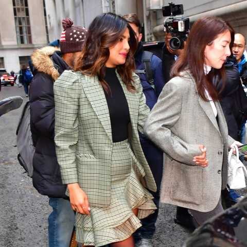 Priyanka Chopra enceinte comme sa meilleure amie Meghan Markle? La jeune mariée répond