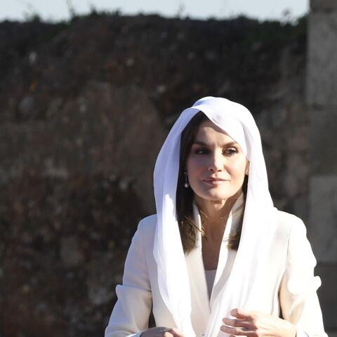 PHOTOS – Letizia d'Espagne toujours très amoureuse de son mari, ce geste qui le prouve