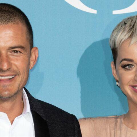 PHOTOS – Orlando Bloom fiancé à Katy Perry, la bague qu'il lui offre possède un détail troublant