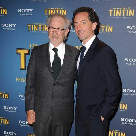 Steven Spielberg (Tintin), le réalisateur star si fier de tourner avec Gad Elmaleh