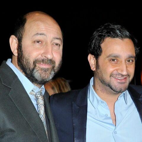 Kad Merad taquin avec Cyril Hanouna qu'il a connu stagiaire