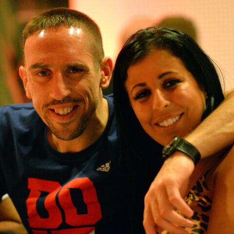Franck Ribéry heureux papa d'un cinquième enfant