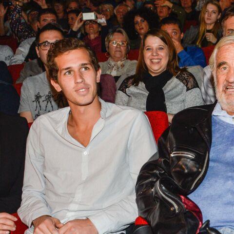 Jean-Paul Belmondo, un grand-père très admiratif de son petit-fils Victor