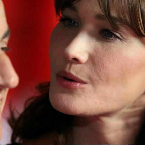 Carla Bruni-Sarkozy explique pourquoi elle s'est mariée sur le tard