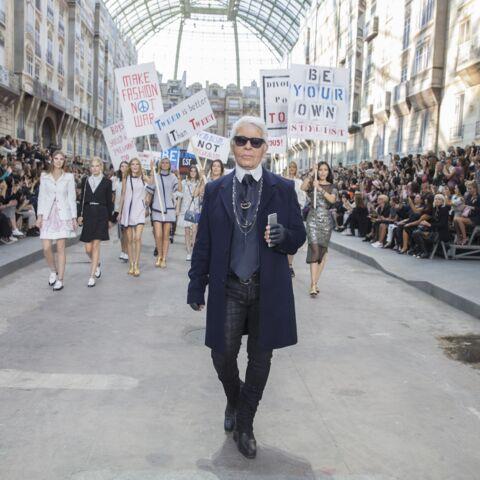 PHOTOS – Mort de Karl Lagerfeld: retour sur sa transformation physique
