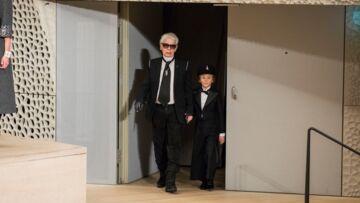 PHOTOS – Qui est Hudson Kroenig, l'enfant qui a bouleversé la vie de Karl Lagerfeld?