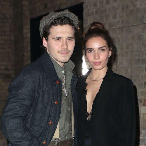 PHOTOS – Brooklyn Beckham s'affiche avec sa petite amie, la canonissime Hana Cross