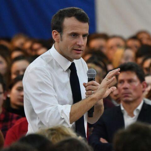 Quand Emmanuel Macron et son entourage usent de métaphores christiques