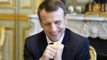 Emmanuel Macron «fasciné» par les rumeurs qu'il lit à son sujet