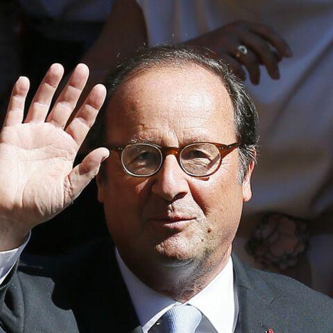 François Hollande et Ségolène Royal, bientôt grand-parents!
