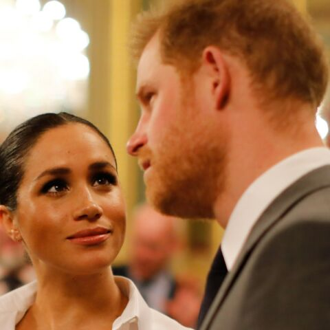 L'adorable attention de Meghan pour le prince Harry lors de sa baby shower