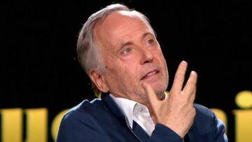 VIDÉO – Fabrice Luchini adresse un vibrant hommage à Karl Lagerfeld