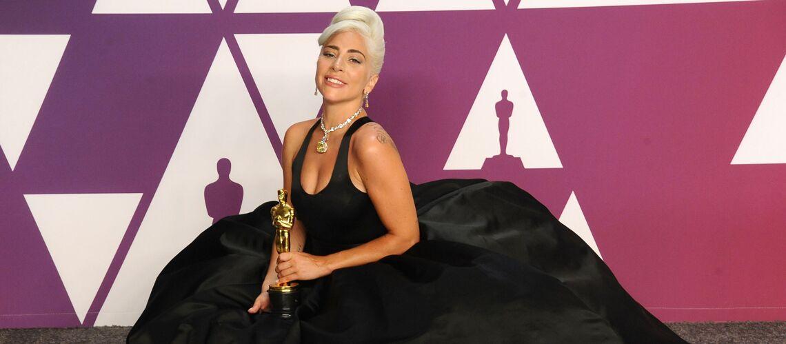 6d046aca308 PHOTOS – Oscars 2019 – Charlize Theron