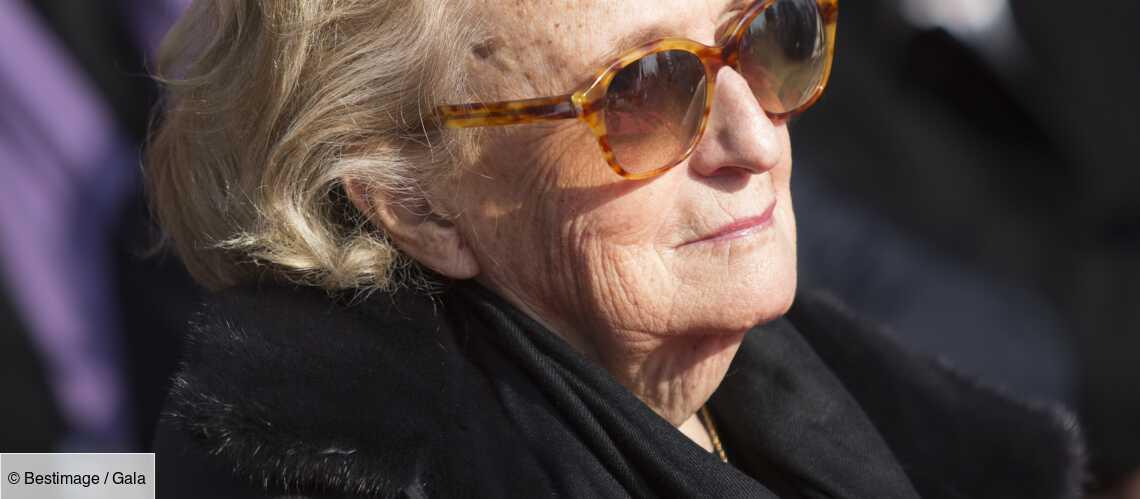Bernadette Chirac confinée : ce triste anniversaire après la mort de son mari - Gala