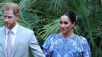 PHOTOS – Meghan Markle et le prince Harry à la rencontre de Mohammed VI: cette absence qui intrigue