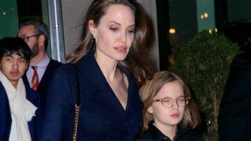 PHOTOS – Angelina Jolie: après son aînée Shiloh, sa fille Vivienne cultive le look boyish