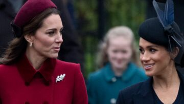 Kate et Meghan: des retrouvailles sous haute surveillance