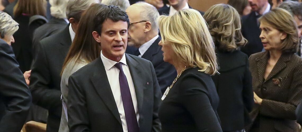 PHOTOS – Manuel Valls multiplie les gestes d'affection à l'égard de sa compagne Susana Gallardo