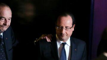 François Hollande, encore ému d'une promesse tenue par Jacques Chirac